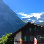 Foto de Hotel Tschuggen