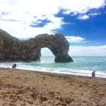 Lulworth Cove and Durdle Door