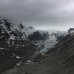 The Grossglockner & glacier