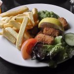 The Fox & Goose at Coombe Bissett resmi