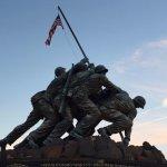 U.S. Marine Corps War Memorial June 2017