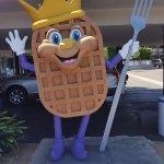 Waffle Spot Photo Spot