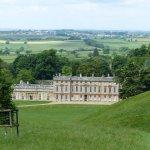 Dyrham Hall's attractive setting
