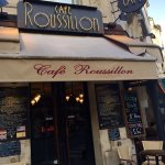 Photo of cafe Roussillon