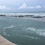 Las Roca (salt water pool)