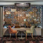 Wellingtons Restaurant & Bar at Waipuna Hotel