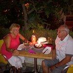43ste huwelijksdag bij Stew & More, bedankt Nathalie & Nuno