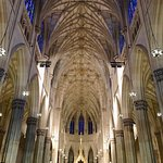 Center aisle facing toward altar