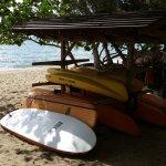 Foto de Hamanasi Adventure and Dive Resort