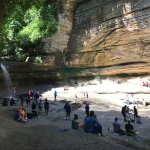 Fun trip even though waterfalls were just a drop if that. Go before 9:30 to avoid dogs and kids.