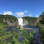 Montmorency Falls Park (Parc de la Chute-Montmorency) Foto