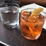 A twist on a Sazerac