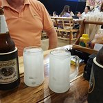 can't get beer glasses in Thailand any colder than this