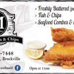 Make Manoll's your next stop for Fish & Chips
