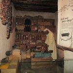 Scenes of old Dubai