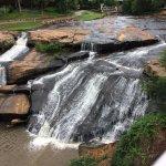 Foto de Falls Park on the Reedy