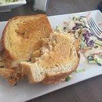 Seafood Melt