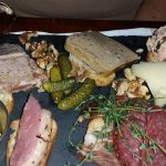 Chacuterie plate wow!