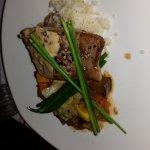 Tuna au poivre