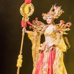 Golden Mask Queen