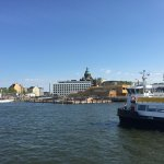 Departing Helsinki to the fortress