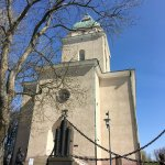Cathedral within the Fortress of Suomenlinna