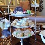 Moet Champagne High Tea