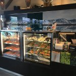 Mt. Cook Alpine Salmon Shop Foto