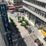 Photo de Hotel Cristal Design