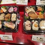 Nice seafood/cooked food