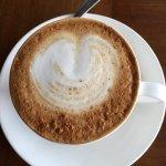 Cappuccino with Cinnamon