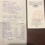 Zdjęcie Brasserie Petanque