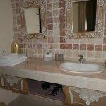 Detail badkamer suite
