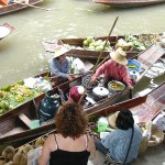 Photo de Damnoen Saduak Floating Market