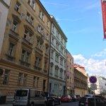Foto de Hotel Grand Majestic Plaza Prague