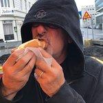 Yummy hot dog