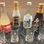 Here's some of our exclusive range of Cold Sake in Neutral, Dry and Sweet varieties.