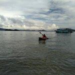 Amazing views of Phang Nga bay...