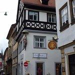 Старинные дома Бамберга