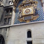 Next to Sainte Chapelle, this extraordinary clock