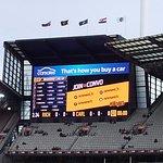 MCG scoreboard