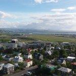 great views of Reykjavik