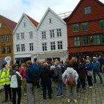 Foto de Muelle Hanseático de Bryggen