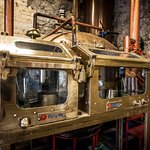 See our 180 year old pot still - still making the finest Irish whiskey!