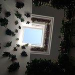 Foto de Hotel un Patio en Santa Cruz