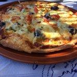 Vegetarian Piza