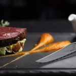 Enjoy a delicious eye fillet at Little Truffle