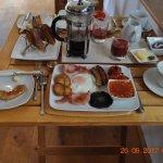 Dorset Seaside Breakfast
