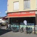 Photo de L'Arrivee de Giverny