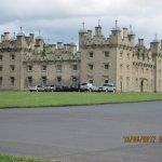 Floors Castle, Kelso, home of the Duke of Roxburgh